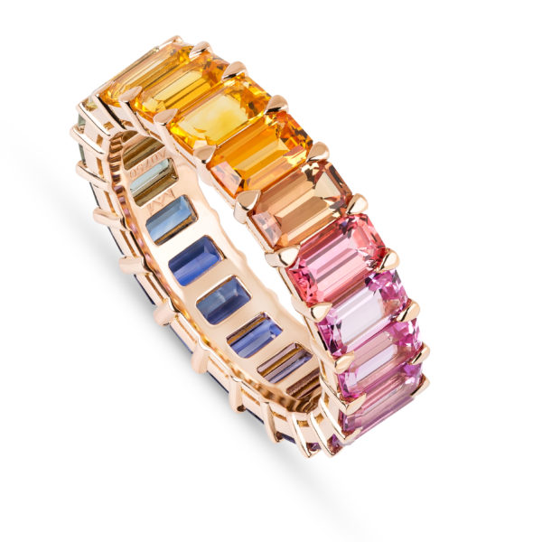 Camille Louise Jewellery Eternity Ring